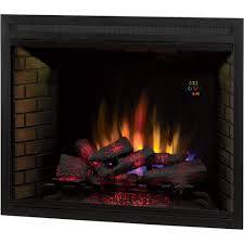 chimney free builders box led fireplace 1 440 watts model 39eb500gra
