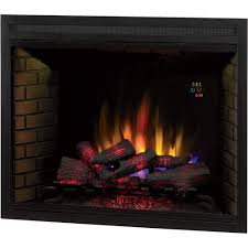 chimney free builders box led fireplace 1 440 watts model 39eb500gra