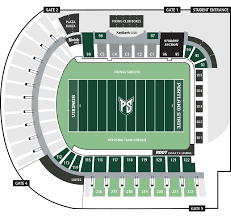 Pge Park Seating Chart Portland State University Ticketing 2018 Vikings Football