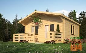 photo 1 les avanes ecologiques d une cabane en bois stmb construction