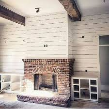 brick fireplace 39
