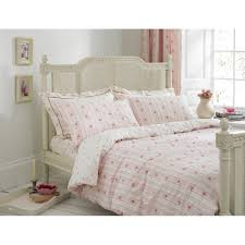 helena springfield camille pink vintage reversible duvet cover