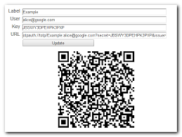 Google Charts Qr Code Generate Qr Codes For Google Authenticator