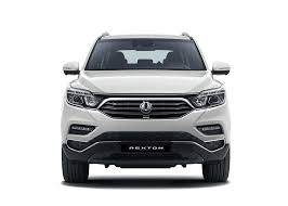 ssangyong rexton in uae new ssangyong rexton photos and specs yallamotor