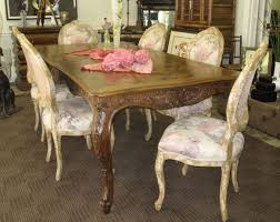 French Country Dining Table Easynaturalcom - French country dining room set