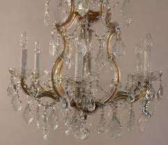 hampton bay 6 light chrome maria theresa chandelier with black