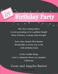 Free Printable 18th Birthday Invitation Templates Invitations New Of