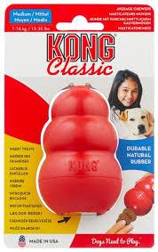 <b>Игрушка</b> для собак <b>KONG Classic</b> M (T2) — купить по выгодной ...