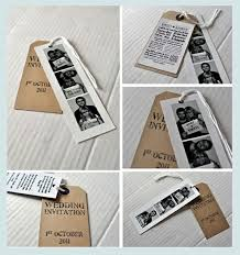 bookmark save the date photo strip bookmarks bookmarks clever and boyfriends