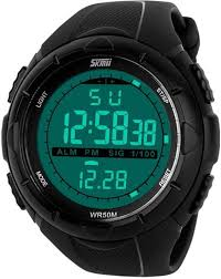skmei sk1025blk sports digital watch for men buy skmei skmei sk1025blk sports digital watch for men