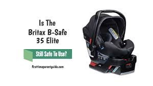 is the britax b safe 35 elite infant car seat