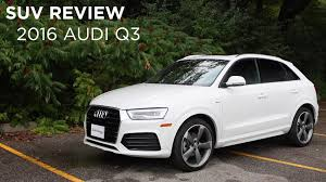 Suv Review Audi Driving Ca Youtube