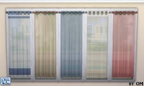 sims 4 sheer curtains