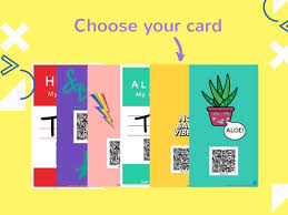 Free Personal Cards How To Create A Qr Code Business Card To Maximize Your