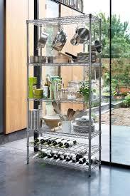 Kitchen Storage Shelves Ideas Best 25 Kitchen Racks Ideas On Pinterest Kitchen Racks And