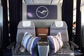 Lufthansa Business Class Airbus A340 600