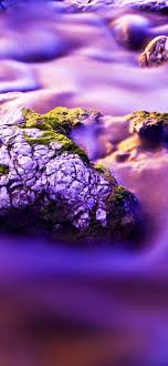 A collection of the top 28 aesthetic 4k wallpapers and backgrounds available for download for free. Aesthetic 4k Wallpaper Water Stream Moss Purple Background Long Exposure Rock Close Up Nature 3164
