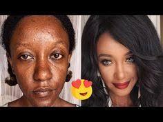 amazing makeup transformations pilation the power of makeup 2018 makeup