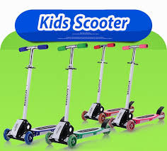 <b>Infant Shining Kids Scooter</b> Outdoor Toy Baby Bike Safety Kick ...