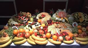 Fresh Fruit Displays In Berkshire Hampshire Surrey London And Fresh Fruit Tree Display
