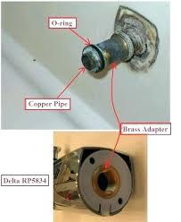 delta bathtub faucet leak delta bathtub faucet incredible delta bathtub faucet parts incredible fixing leaking delta