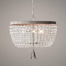 dauphine clear crystal large pendant