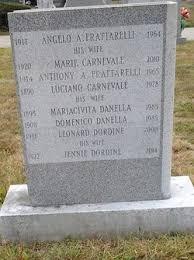 "Mary ""Marie"" Carnevale Frattarelli (1920-2010) - Find A Grave Memorial"