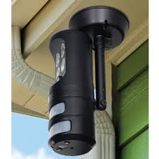 Eave Mounted Led Flood Lights Security Lights Acdc Tech Solutions