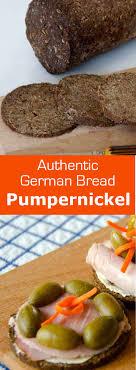 Pumpernickel Authentic German Recipe 196 Flavors