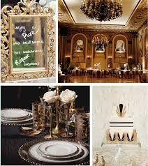 Art Deco Wedding Centerpieces Katie Saeger Events From Hallways To Aisles Art Deco