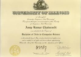 Bachelors Degree In Computer Science 1986