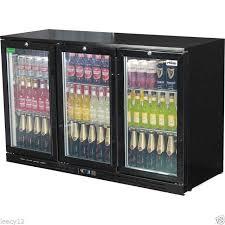 brand new rhino 3 hinged door bar fridge lg energy efficient alfresco