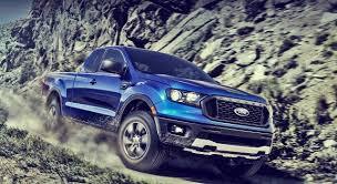 2020 Ford Ranger Hybrid pickup truck - Ford Tips