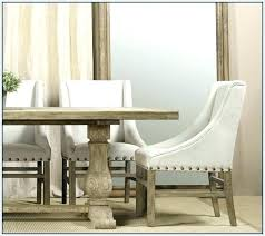 nailhead dining chairs dining room. Nailhead Dining Chair With Nailheads Michaelkaneme Tufted Chairs Upholstered Room T