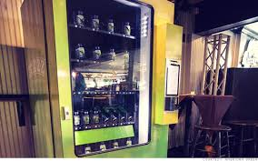 American Green Vending Machine Inspiration Seattle To Debut State's First Marijuana Vending Machine 48