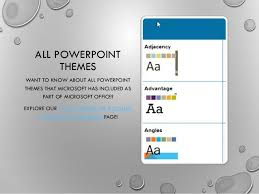 How To Get Retrospect Theme On Mac For Powerpoint 2011