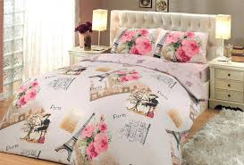 paris themed duvet covers pretty tower bedding paris themed duvet covers nz