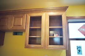 Wall Mounted Kitchen Cabinets Kitchen Appliances Witching Beige Color Crown Molding For Wall