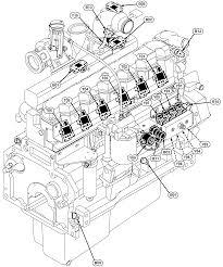 Diagram engine ponents diagram