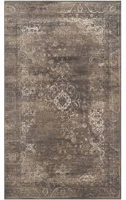 safavieh vintage soft anthracite traditional rug runner 2 2 x8 contemporary area rugs by homesquare
