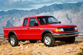 1995 Ford Ranger Towing Capacity Chart 1993 97 Ford Ranger Consumer Guide Auto