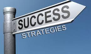 Risultati immagini per strategies for success