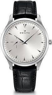 <b>Zenith часы</b> 18 2010 681 01 c498