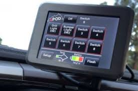 jeep wrangler wiring solutions at com spod jeep jk special edition 8 switch touch screen source system