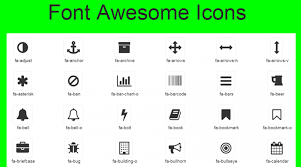 Font Awesome Icons List With Class Reference Webnots