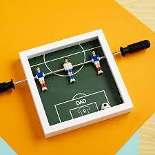 table football. personalised table football art