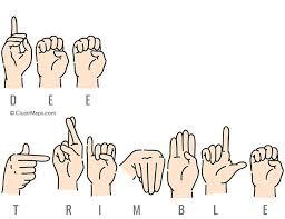 Dee Trimble - Public Records