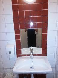 public bathroom mirror. Useless Mirror In A Public Bathroom N