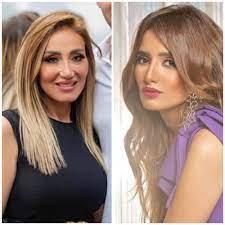 الحرب بين ريهام سعيد وزينة قدح وذم - أنا سلوى ، انا سلوى ، Anasalwa - مشاهير