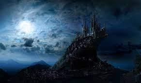 Harry Potter #Artistic #Blue #Castle ...